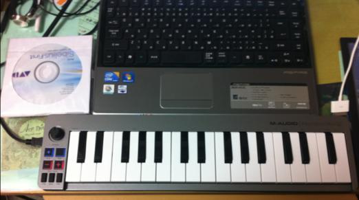 MIDIキーボード〜用語〜