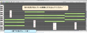 ピアノでコードの打ち込みをやってみよう~打ち込み初心者講座~