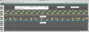 ドラムリズム打ち込みパターンダンスミュージック編~ドラムの打ち込み講座3〜