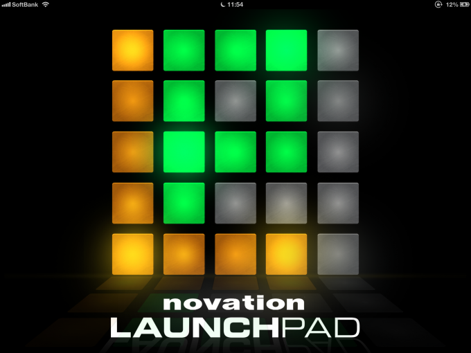 Novation Launchpad iPadでLaunchpadが使える!!