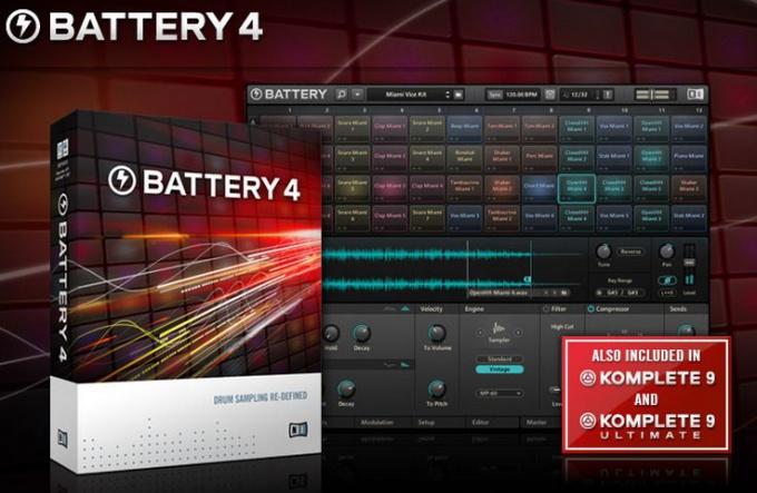 Battery4のチュートリアルビデオが公開されました。
