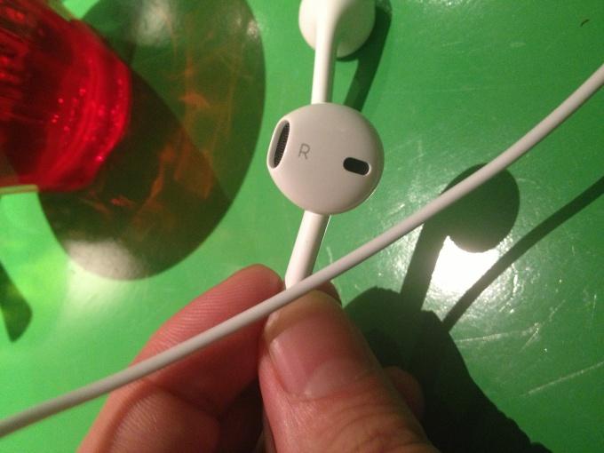 iPhone用のイヤホンマイクも曲作りに使える!?