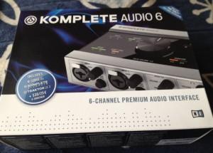 KOMPLETE AUDIO6が期間限定で2万以下で買える!!