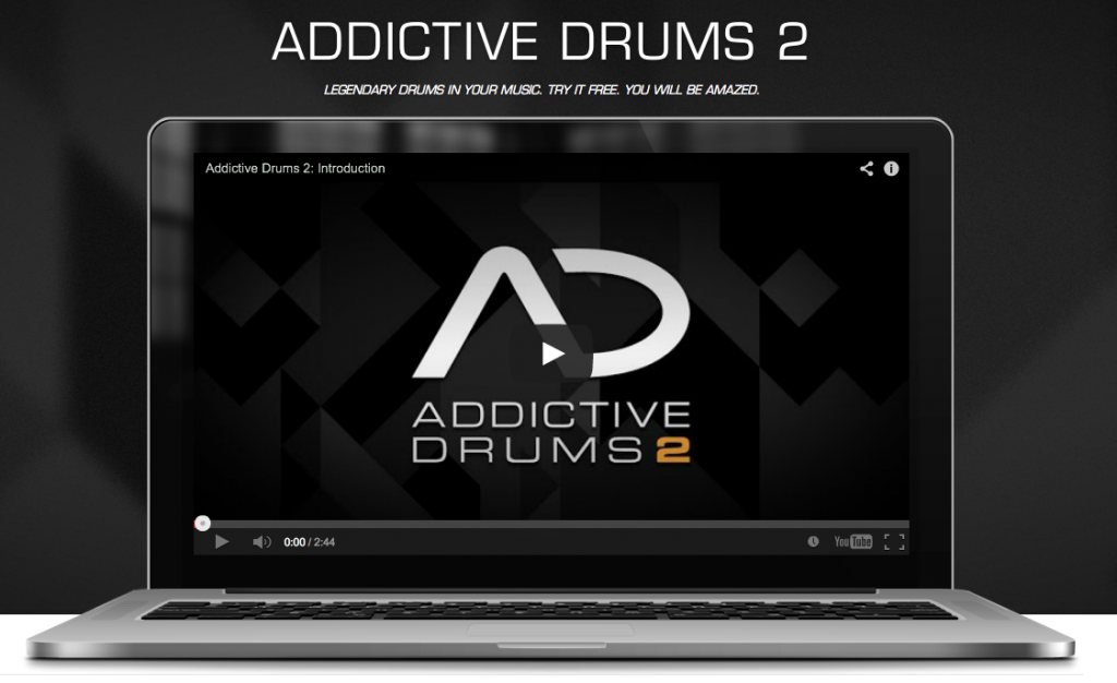 Addictive Drums2キタ――(゚∀゚)――!!