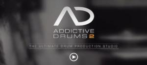 Addictive Drums2を無償でもらえる!?AD1持ちの人はチェック。