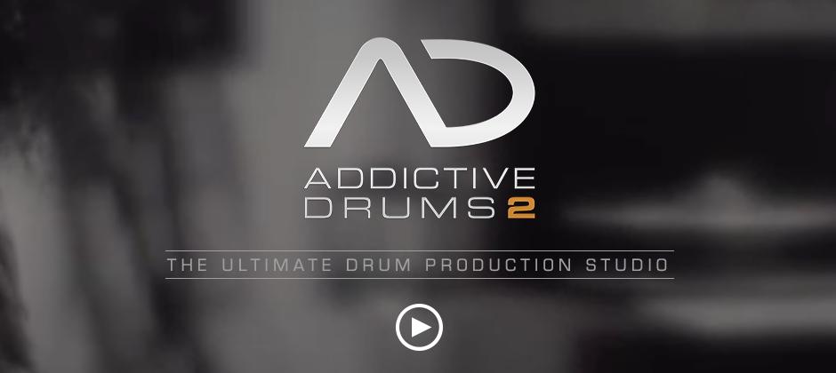 AD1からAddictive Drums2へアプグレする時に気になることまとめ。