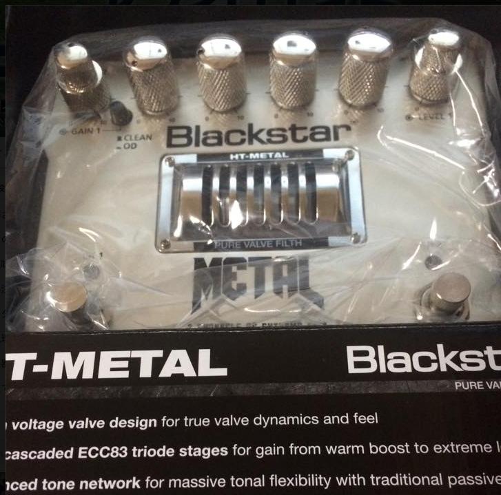 Blackstar HT-METALとJCを使って音抜けを作りたい人へ。